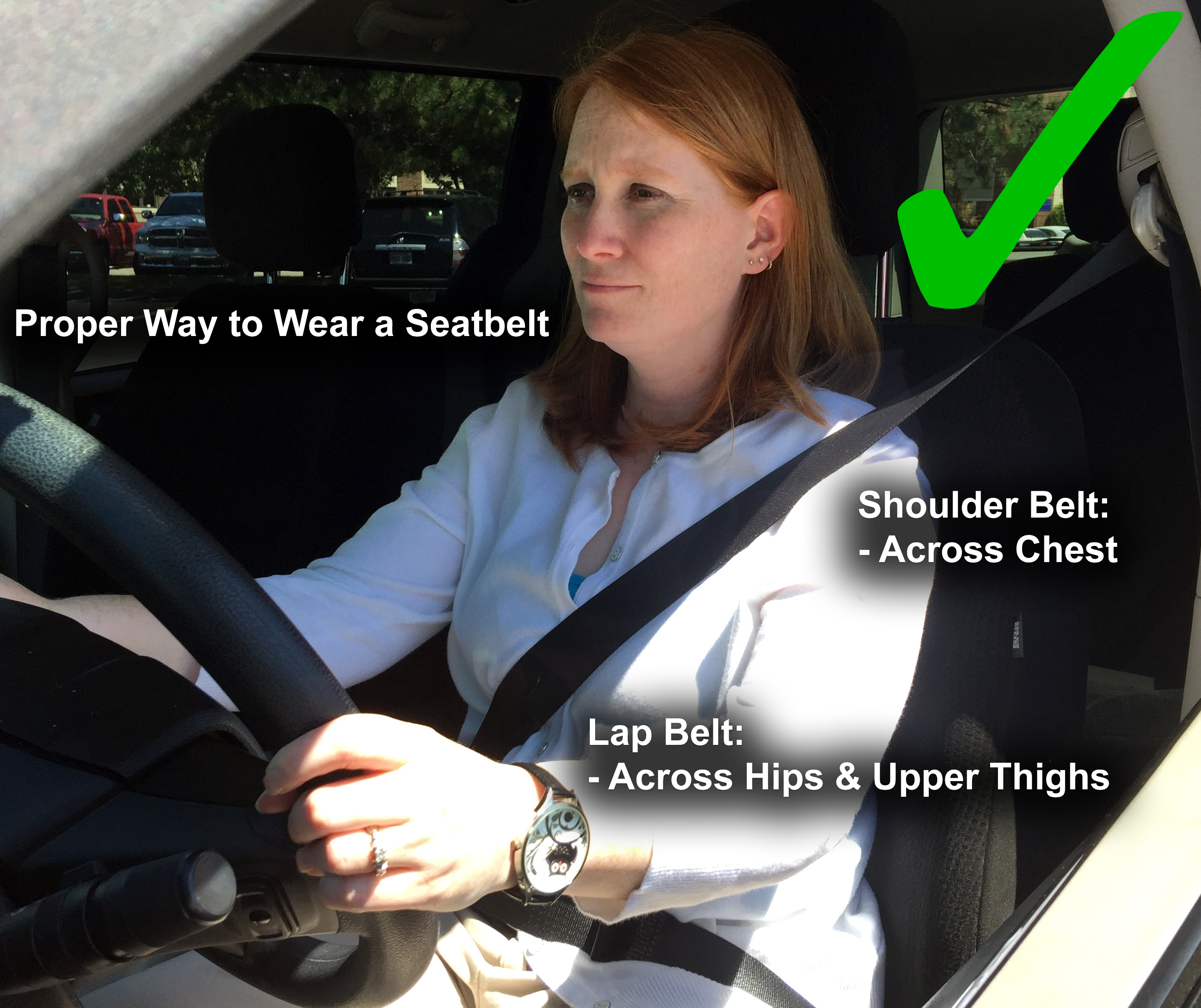 Seatbelts and Driving Behaviors